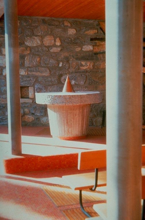 autel ; tabernacle