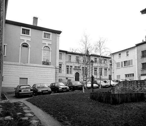 Hôpital Montpensier
