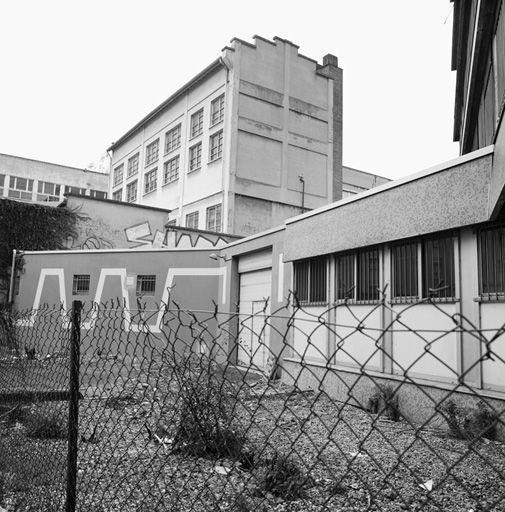 Filature dite Société Industrielle pour la Filature de la Ramie actuellement école professionnelle dite SEPR
