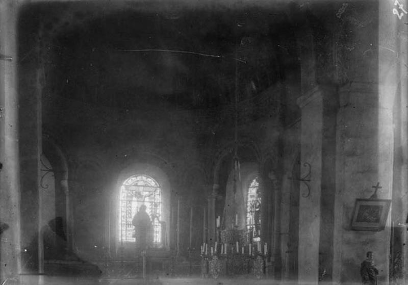 Le mobilier de l'église prieurale et paroissiale Saint-Sébastien et Saint-Domnin