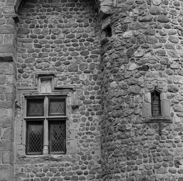 Bâtiments conventuels du prieuré Saint-Sébastien et Saint-Domnin
