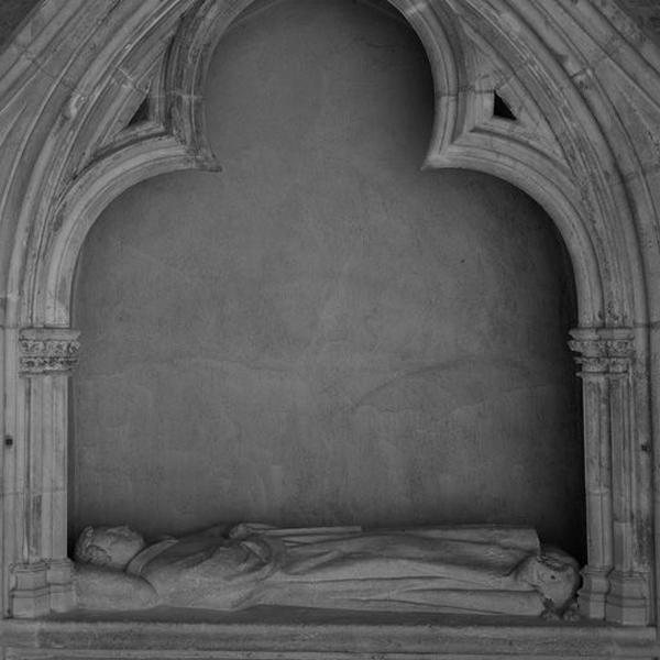 Tombeau de Pierre du Vernet, chanoine