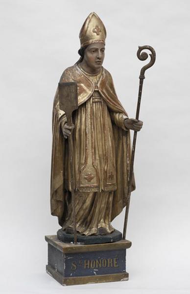 Statue : saint Honoré