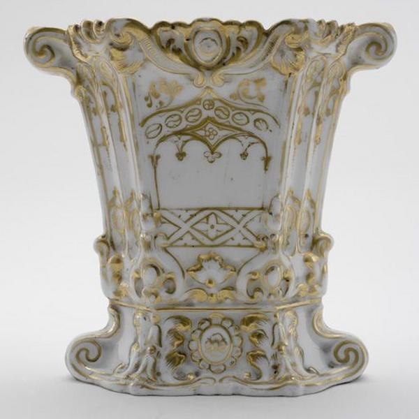 Ensemble de 2 vases d'autel (n°2)