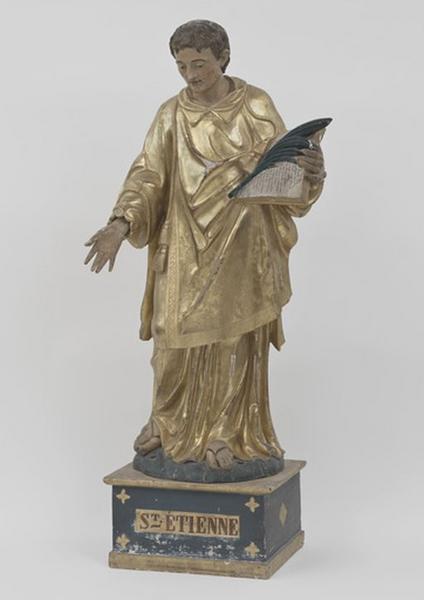 Statue : saint Etienne (n°2)