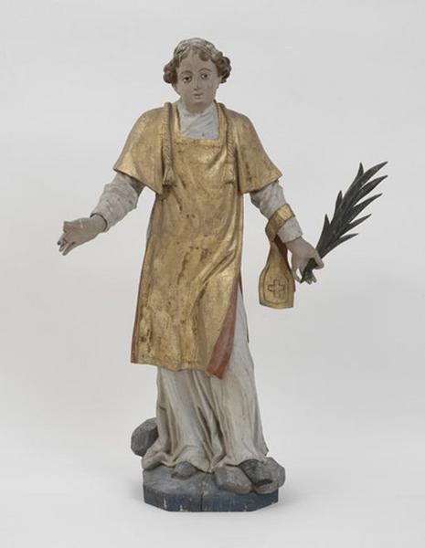Statue : saint Etienne (n°1)