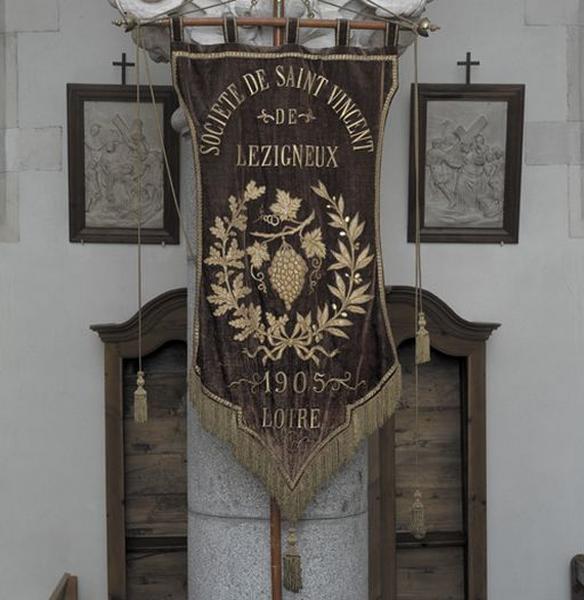 Le mobilier de l'église paroissiale Saint-Martin