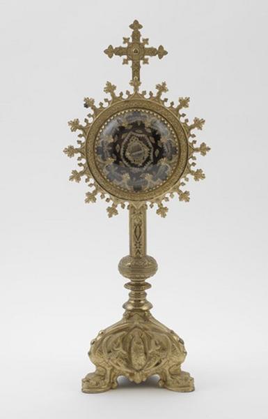 Reliquaire de saint Martin et autres saints