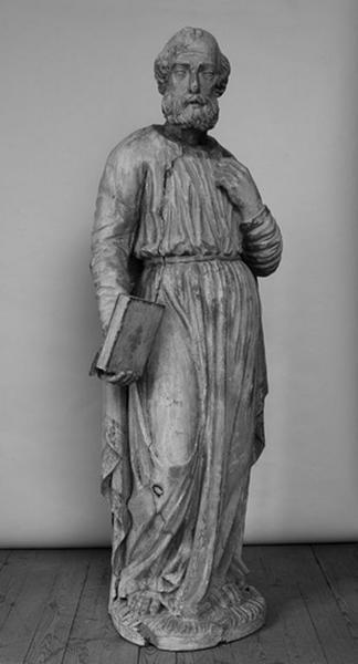 Statue : saint (n°2)