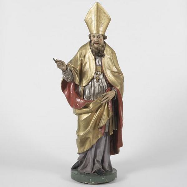 Statue : saint Ennemond