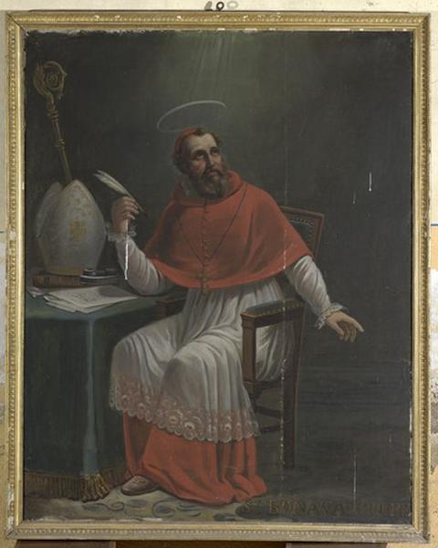 Tableau : saint Bonaventure