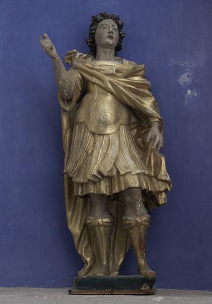 Statue : saint Symphorien