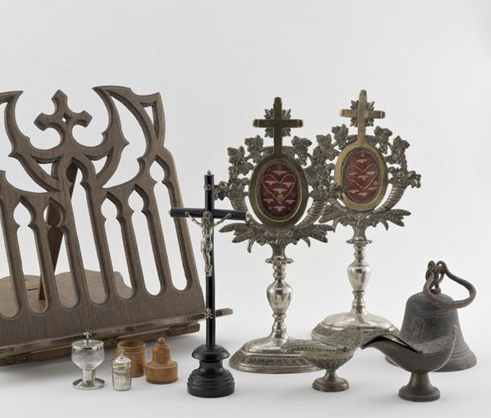 Clochette d'autel