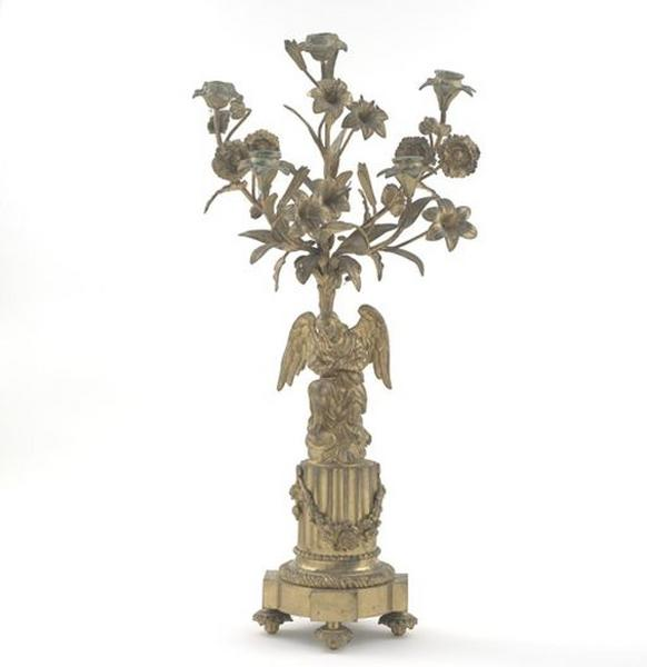 Paire de chandeliers d'autel (N° 1)