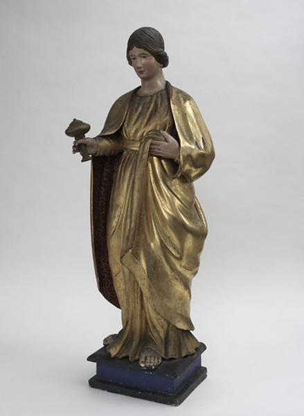 Statue : sainte Marie-Madeleine