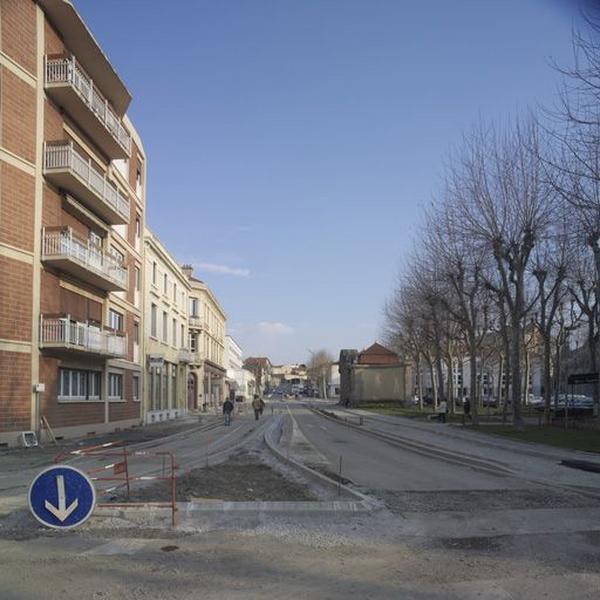 Caserne de Vaux
