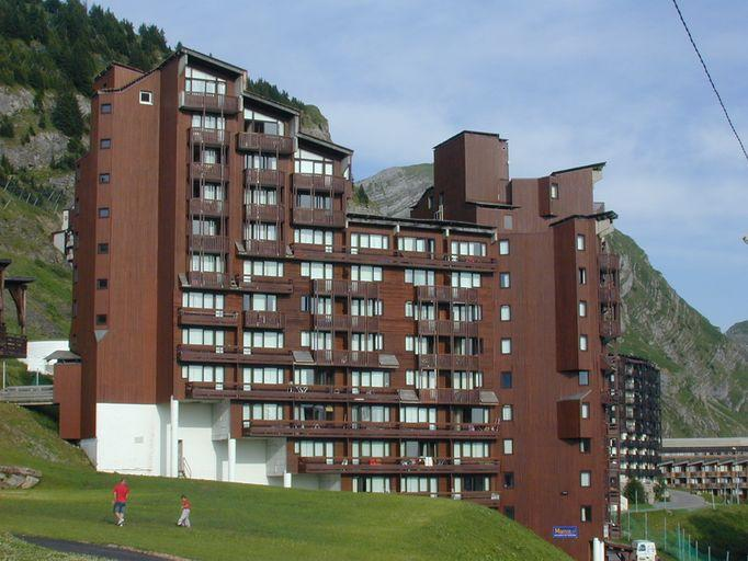 Immeuble dit résidence Alpage 1