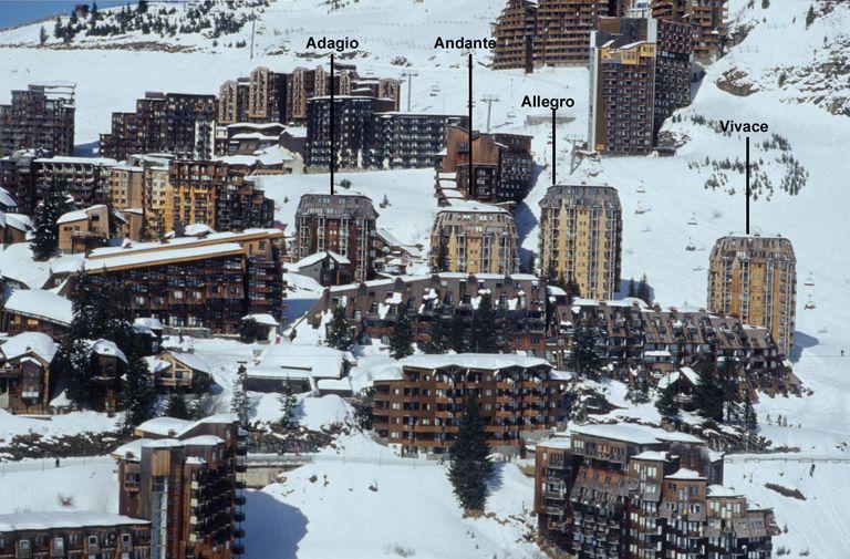 Immeubles dits le Village des Ruches