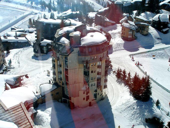 Immeuble dit résidence Adagio