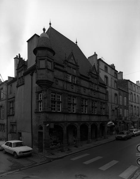 Hôtel dit Maison des consuls