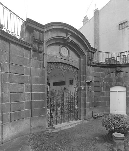 hôtel Dufraisse du Cheix puis musée Mandet
