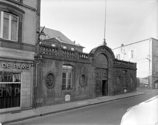 Hôtel Dufraisse, actuellement musée Mandet