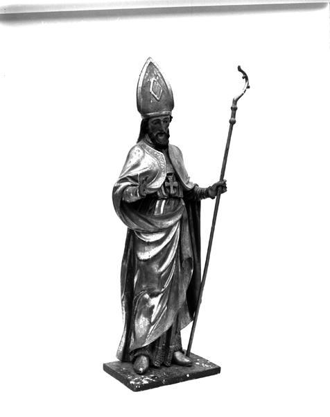 Statue : saint Hilaire de Poitiers