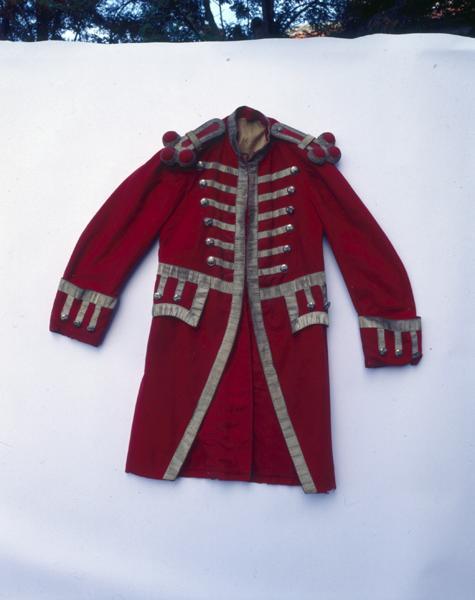 manteau ; chapeau