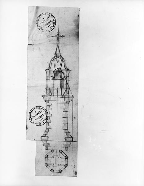 prieuré de Bénédictins Notre-Dame