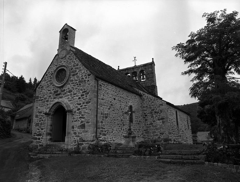 Chapelle Saint-Victor puis Saint-Pierre-ès-Liens, église paroissiale
