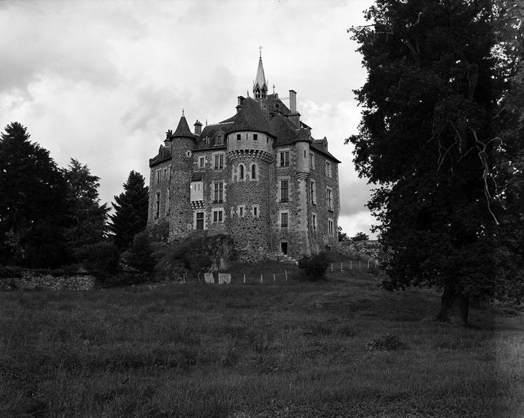 Château fort ; château