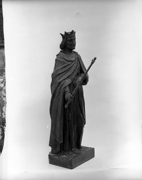 Statue : saint Louis 2