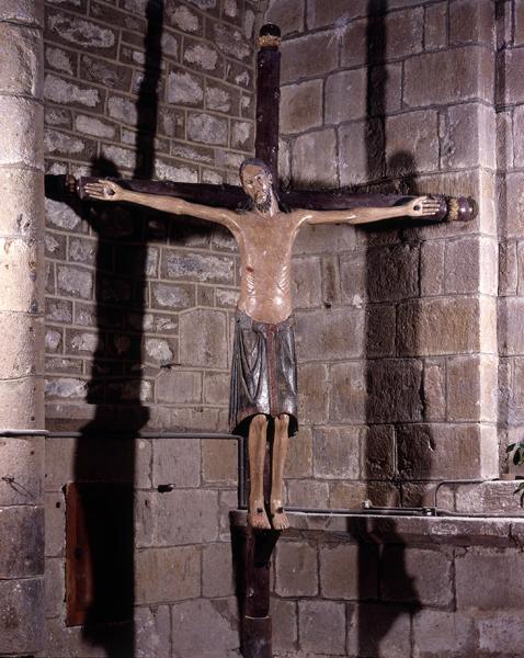 Dessin : Christ en croix