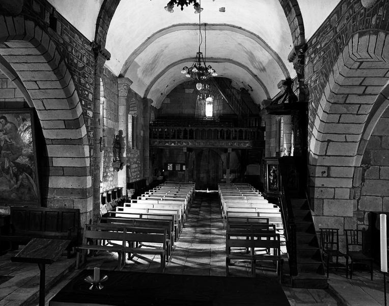 Église paroissiale Sainte-Marie, Saint-Victor, Saint-Maurice, Saint-Louis