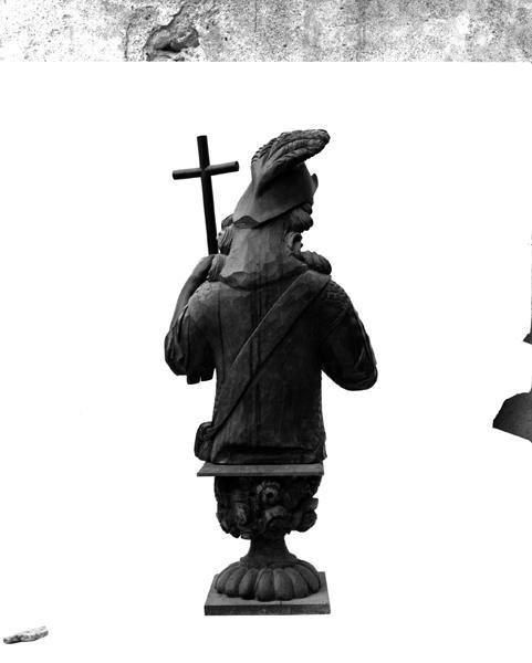 buste de Saint-Maurice d'Agaune