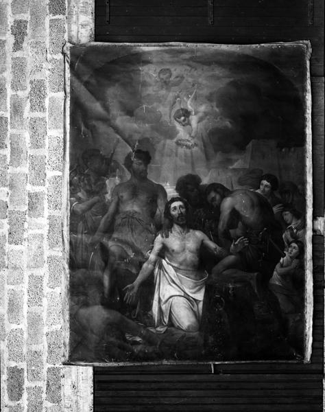 Tableau : scène de Martyre
