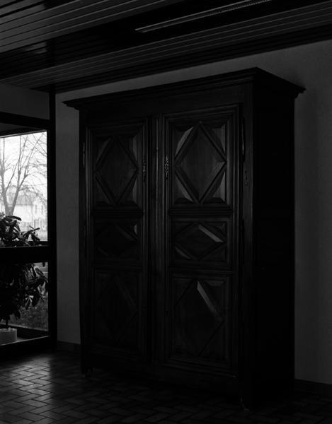 armoire n° 5 de style Louis XIII
