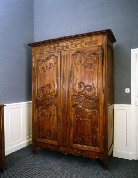 armoire n° 7 style Louis XV