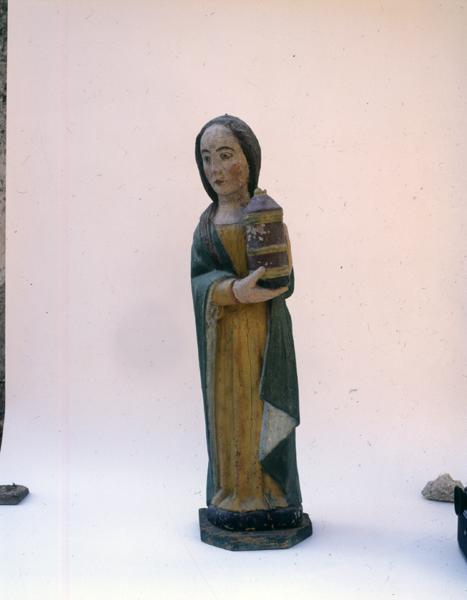 Statuette : sainte Madeleine