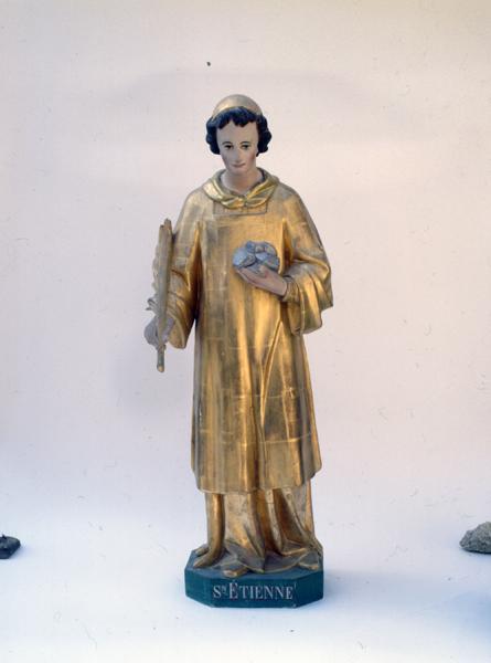 Le mobilier de l'église paroissiale Sainte-Madeleine Saint-Désidérat