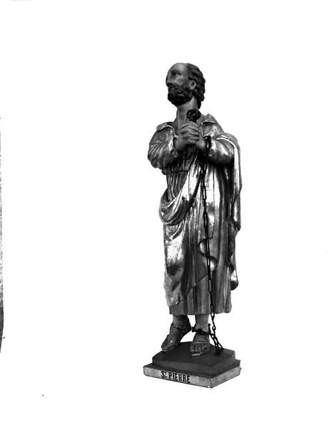 Statue : saint Pierre es Liens