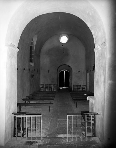 église paroissiale Sainte Madeleine, Saint Désidérat actuellement église dite chapelle