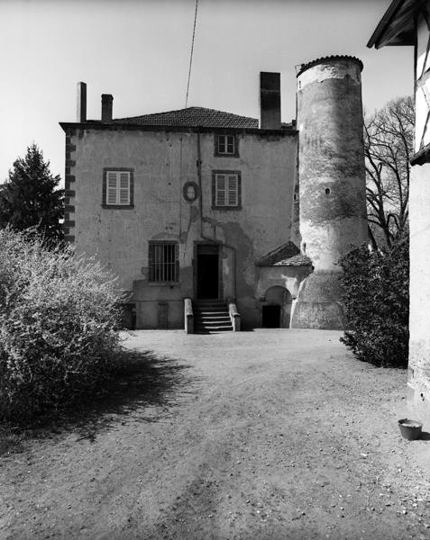 Château dit château de Pontlière