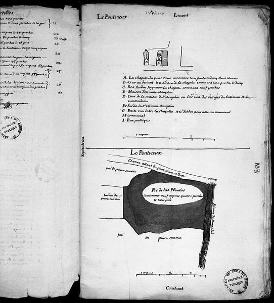 Commanderie de templiers, d'hospitaliers de Saint-Jean-de-Jérusalem
