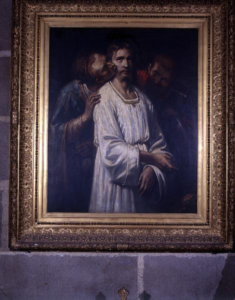 Tableau : le baiser de Judas
