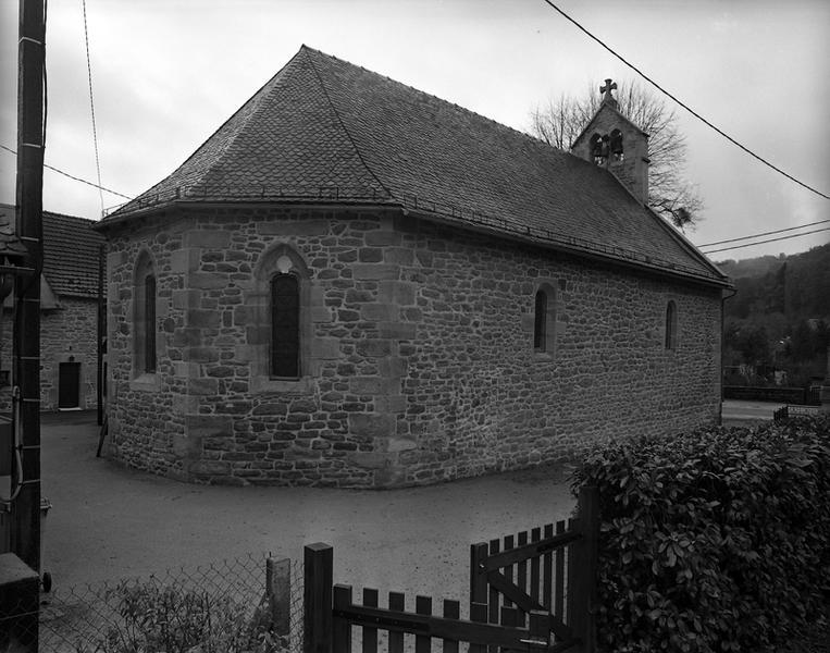 Église paroissiale Saint-Quirin, Saint-Eutrope, Notre-Dame-de-la-Nativité