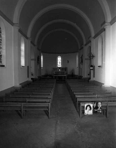 Église paroissiale Sainte-Jeanne d'Arc
