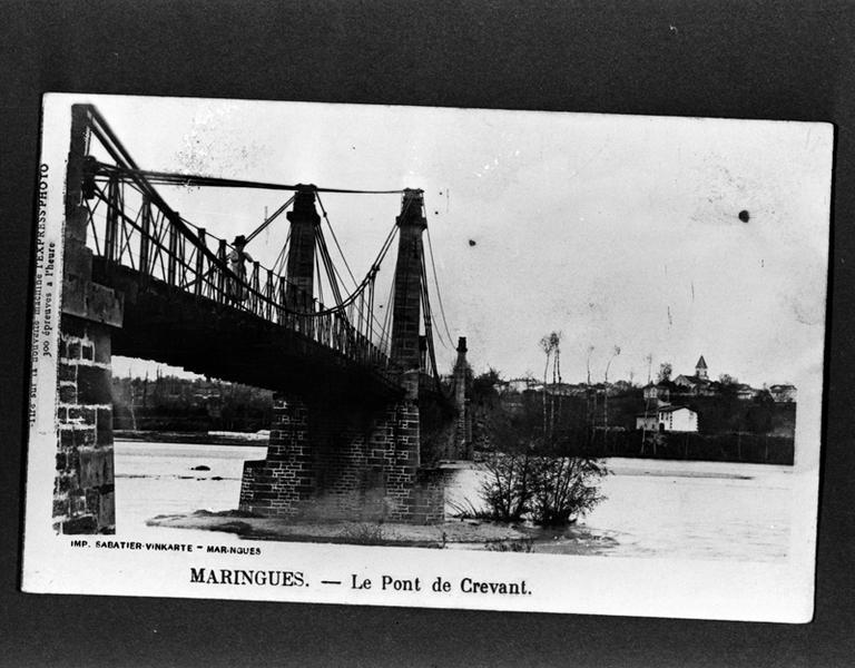 pont dit pont de Crevant