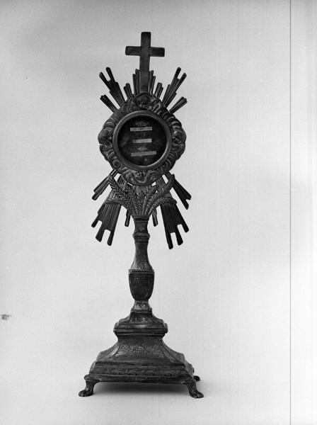 Reliquaire monstrance