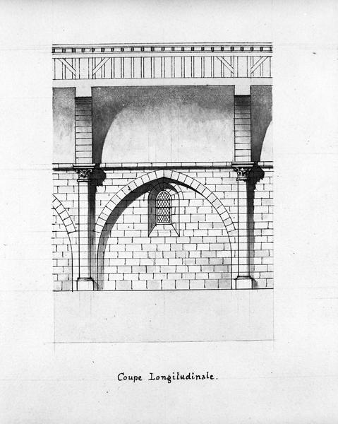 Commanderie de Templiers, d'Hospitaliers de Saint-Jean-de-Jérusalem Saint-Georges